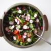 Lækker salat på 5 minutter