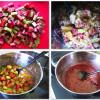 Rabarber-passionsfrugt marmelade