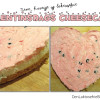 Valentinsdag Special: Laktosefri hindbær- og blåbær cheesecake
