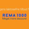 Laktosefrie tilbud i REMA 1000 uge 2