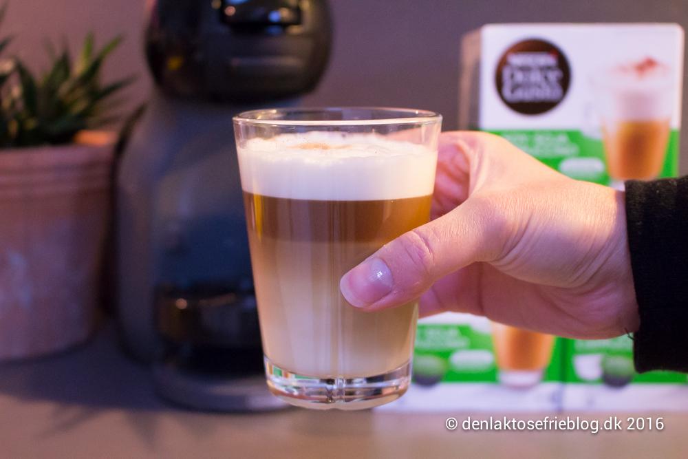 Dolce Gusto Soja Cappuccino Laktosefri kapsler