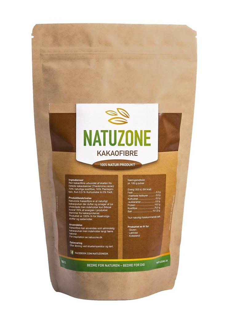 Natuzona Kakaofibre